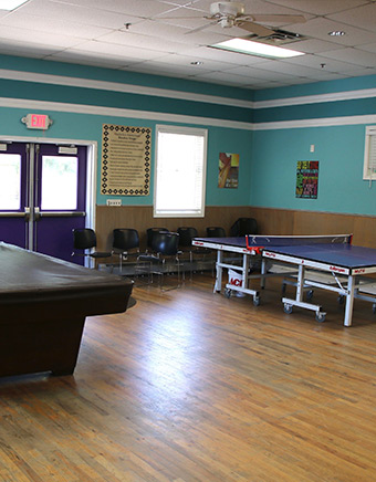 Long Island Center for Recovery - Recreational Area
